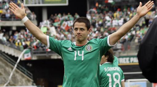 Nuestro rival en la Copa América: México goleó 3-1 a Paraguay con dos goles de 'Chicharito'