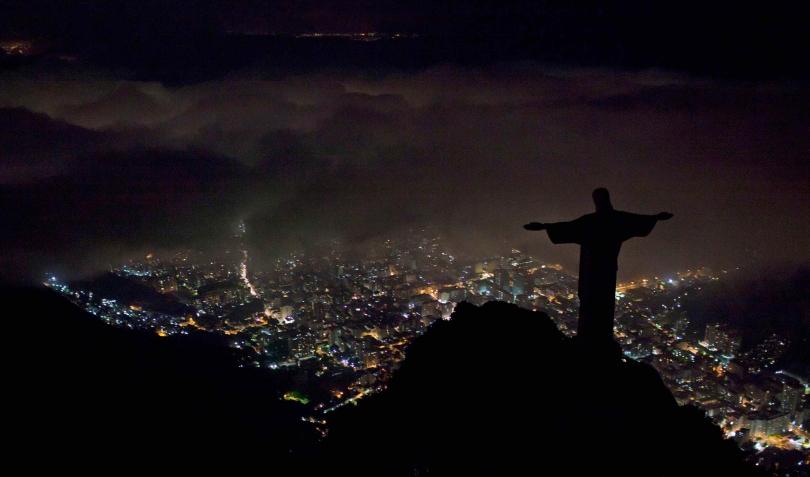 """FOTOS: """"La hora del planeta"""" y unas hermosas postales en América"""