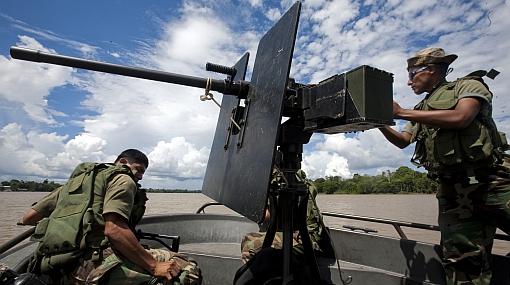 Encarcelan al narco más violento de nuestra frontera con Brasil y Colombia