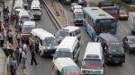 Con las horas contadas: retirarán 7 mil combis de Lima - Noticias de rodrigo quispe