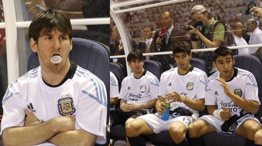 Ausencia de Messi decepcionó a 35 mil hinchas en Costa Rica