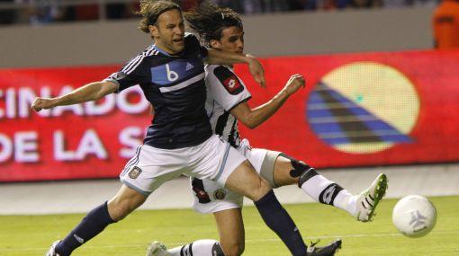 Sin Messi en la cancha, Argentina igualó 0-0 ante Costa Rica