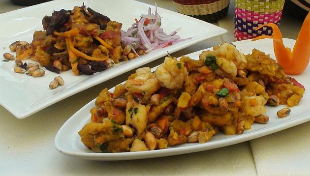 Para comer piurano: cómo se preparan el seco de chabelo y el majarisco