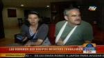 Asaltaron a periodistas españoles que filmaban documental sobre lo bueno del Perú - Noticias de baterías