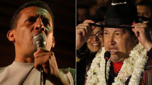 Ahora Humala le pide a Chávez que no se meta en la campaña electoral