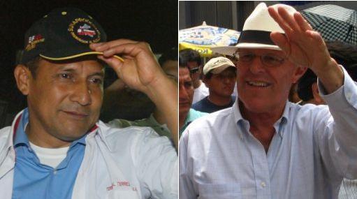 CPI en regiones: PPK y Humala lideran intención de voto en Arequipa