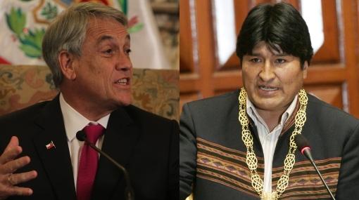 """Piñera a Evo Morales: """"No existen asuntos territoriales pendientes"""""""
