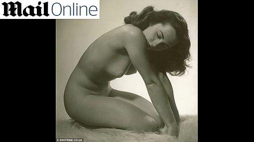 La Joven Que Aparece Desnuda En Esta Foto No Sería Elizabeth Taylor