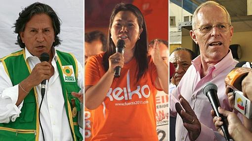 Sondeo de CPI: Toledo, Keiko y PPK empatan en el segundo lugar