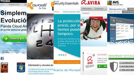 Los mejores antivirus gratuitos para tu PC