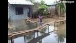 Lluvias sumergen Ucayali en una catástrofe social - Noticias de katia kalma