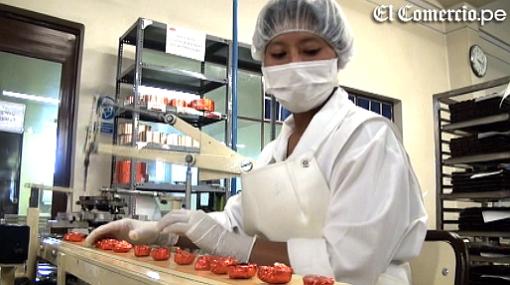 Recorrido: cómo se hacen los chocolates en la fábrica de La Ibérica