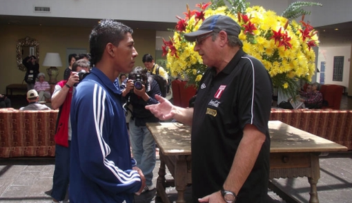 Sergio Markarián continúa en Cusco el octavo microciclo