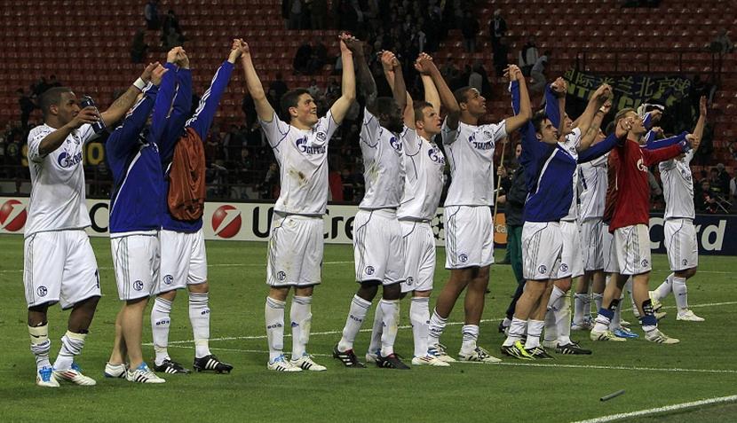FOTOS: las mejores imágenes de las victorias del Schalke y Real Madrid