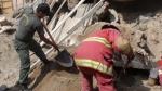 La Molina paralizó construcción donde falleció obrero por derrumbe - Noticias de hipolito gutierrez