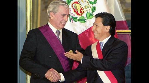 """Mario Vargas Llosa: """"Votaré por Alejandro Toledo"""""""