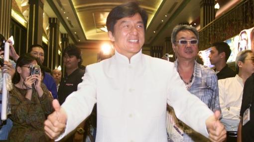 Jackie Chan celebró su cumpleaños en la inauguración de Nobu Beijing