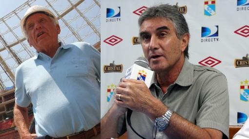 """Oblitas sobre problemas con estadio San Martín: """"No sé que intereses tiene Woodman"""""""