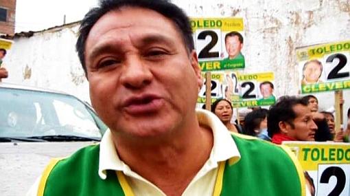 Koko Giles fue multado con S/.108 mil por hacer campaña en favor de PP