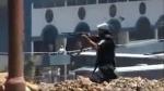 Internauta muestra los enfrentamientos entre policías y manifestantes en Arequipa - Noticias de southern copper