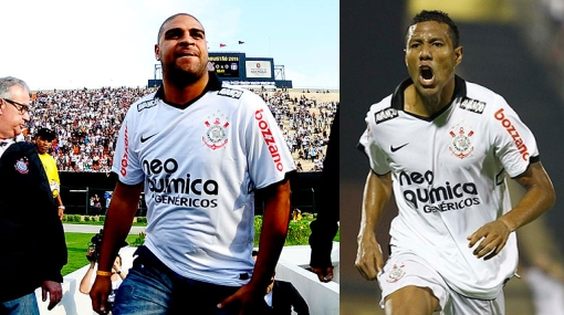 ¿Adriano lo saló? Corinthians cayó 2-1 ante Sao Caetano en casa