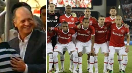 El mítico Falcao volvió como DT del Inter de Porto Alegre