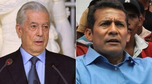 """MVLL dijo que podría votar por Humala pero """"jamás"""" por Keiko Fujimori"""