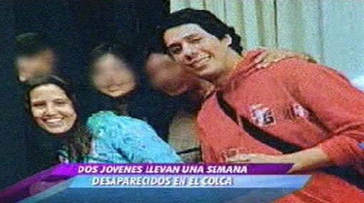 Uno de los universitarios perdidos en el Colca fue hallado con vida