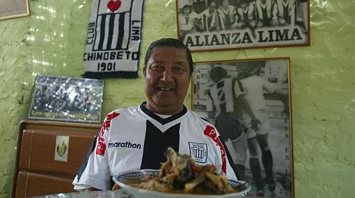 Restaurante en Pacasmayo le rinde culto a Alianza Lima