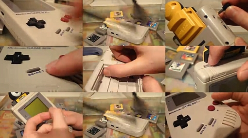 Video: cómo hacer música con un Game Boy antiguo