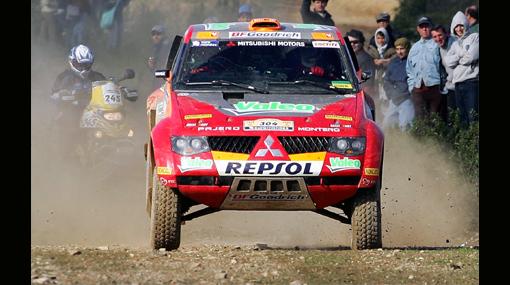 Woodman protesta porque el final del Dakar 2013 será en Chile