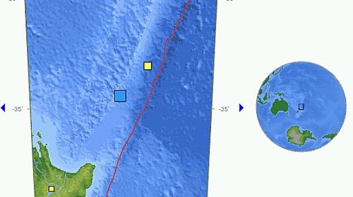 Sismo de 6,6 grados en escala de Richter sacude norte de Nueva Zelanda
