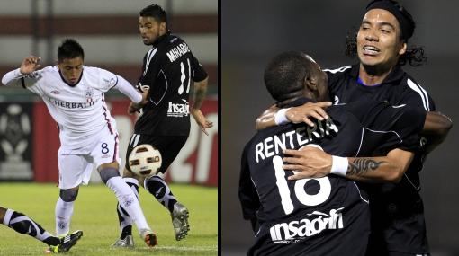 San Martín perdió 2-0 con Once Caldas y fue eliminado de la Copa Libertadores