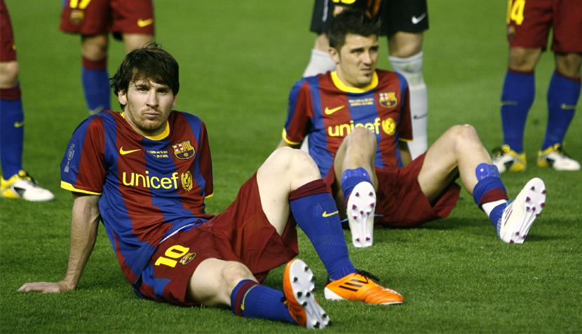 FOTOS: las caras de la derrota del Barcelona ante el Real Madrid