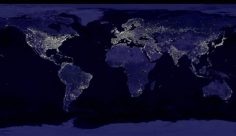 FOTOS: impresionantes imágenes del planeta por el Día Mundial de la Tierra
