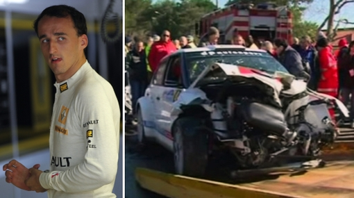 Kubica dejará hospital aunque la movilidad de su mano es limitada