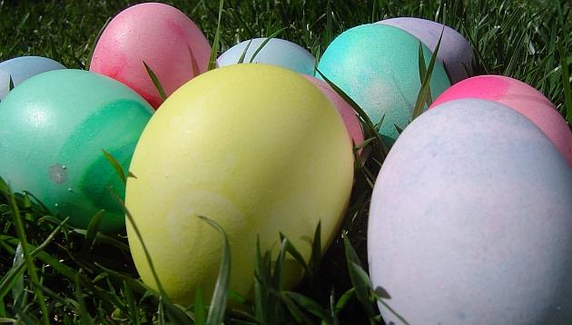 Colorida y divertida tradición: conoce la historia de los huevos de Pascua