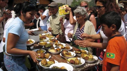 """Más de 10 mil personas disfrutaron del festival """"Cusco come"""""""