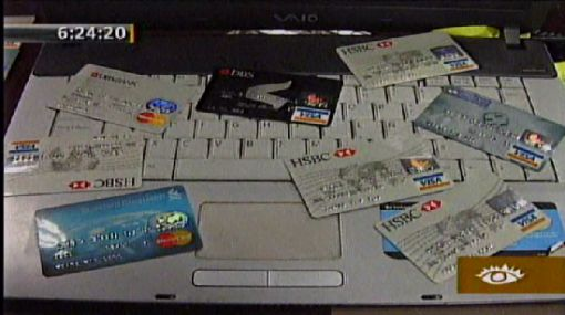 Capturan a banda internacional de clonadores de tarjetas de crédito