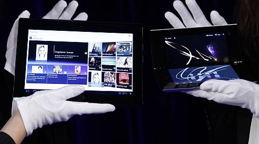 Sony sacará dos nuevas tablet y le hará competencia a Apple