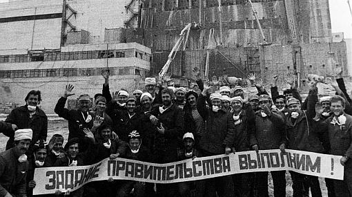 """No teníamos ninguna esperanza de sobrevivir en Chernóbil"""