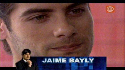 Jaime Bayly volverá los domingos vía América Televisión