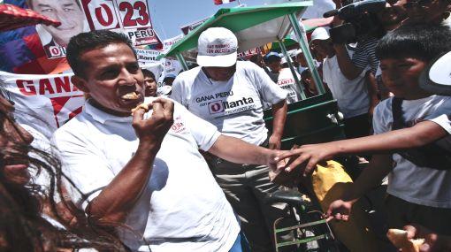 """Humala tildó de """"patraña"""" acusación de PPK sobre dinero de Hugo Chávez"""