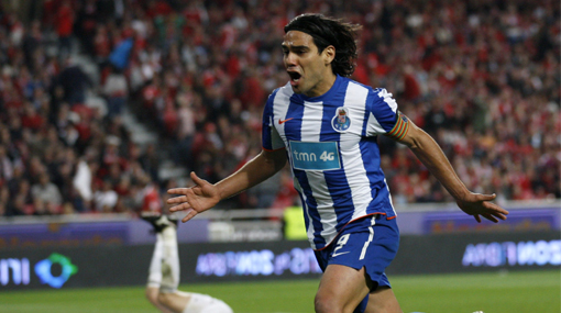 VIDEO: Falcao anotó cuatro goles y puso al Porto a un paso de la final de la Europa League