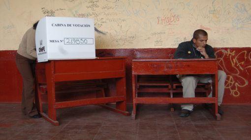 Elecciones complementarias: 120 listas solicitaron su inscripción