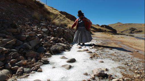 Heladas nocturnas afectarán localidades puneñas hasta el 2 de mayo