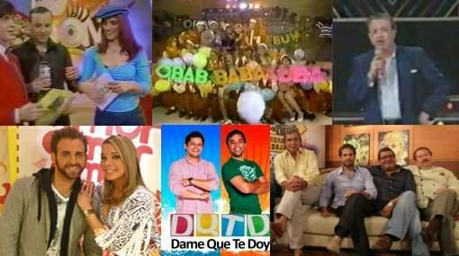 Los 10 nombres más raros de programas de la TV peruana