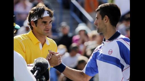"""Federer se rinde ante Djokovic: """"Tiene muchas opciones para ser número 1"""""""