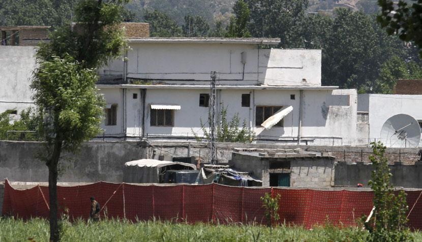 FOTOS: aquí murió Osama Bin Laden