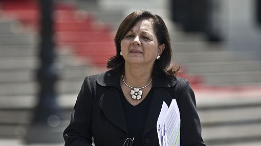 Rosario Fernández pidió el cese de todo acto de violencia en Puno